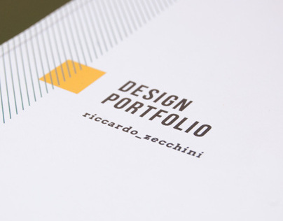 Graphic Designer Pdf Portfolio Download