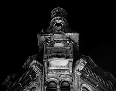 Québec, encore la nuit