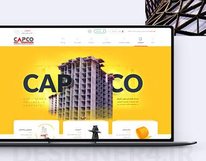 CAPCO Ui Design