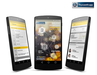 ThyssenKrupp Meeting App