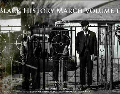 Black History March Vol. ii