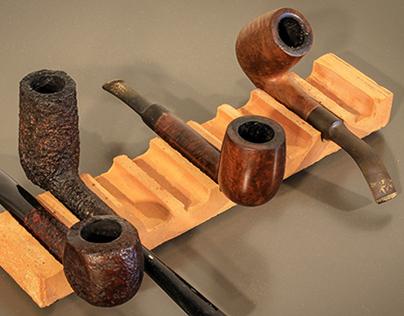 Pipetto - Pipe Stands
