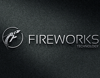 FireWorks Technology Logo Work