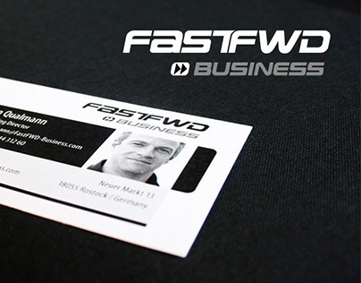 Corporate Design | »FastFWD Business«