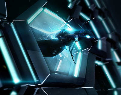 Charlotte Hornets Intro - Concept Development