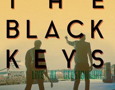 Cover for a Black Keys vinyl