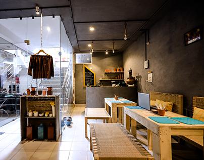Peeli Dori store design