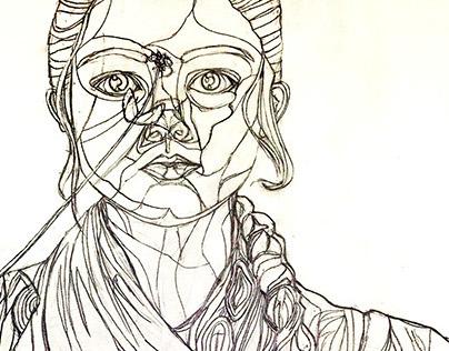 Planar Portrait