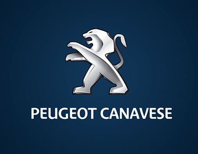 Peugeot Canavese - Site web