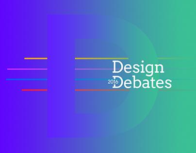 Design Debates