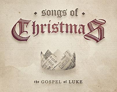 Songs of Christmas Sermon Series