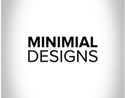 Minimial Designs