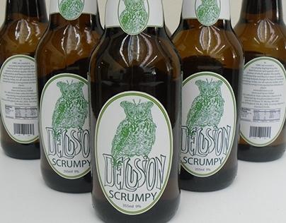 Scrumpy Bottle Design