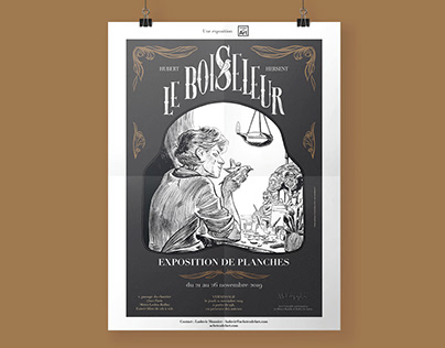 """Exposition """"Le Boiseleur"""""""