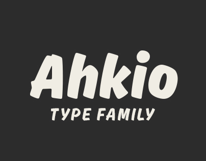 Ahkio type family