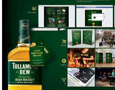 Tullamore D.E.W. 1 in 100
