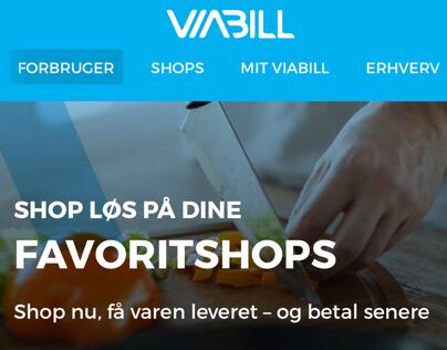 Viabill shops