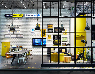 Immowelt AG / Messestand dmexco 2015