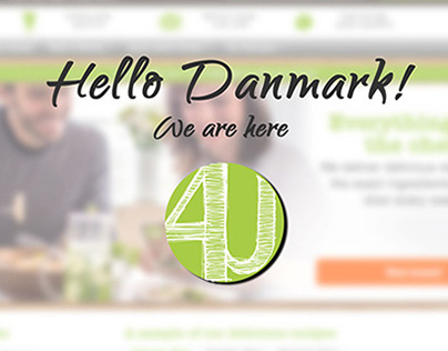 Launching Campaign for the Danish market