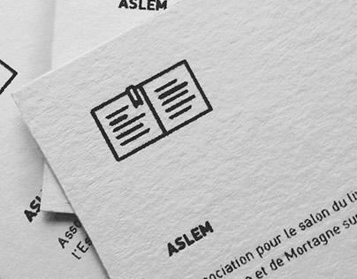 ASLEM logo