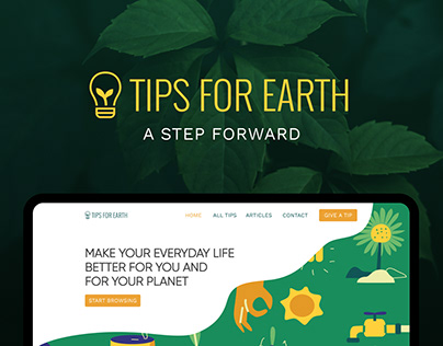 TIPS FOR EARTH