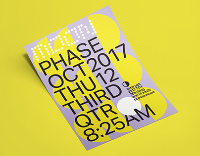 Moon Phase Posters