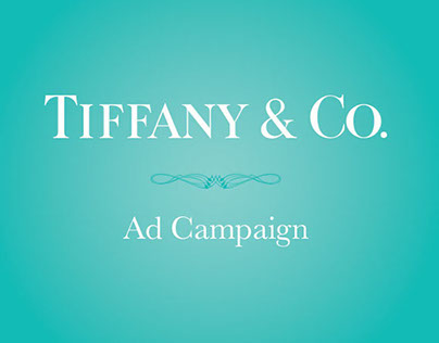Ad Campaign · Tiffany & Co.