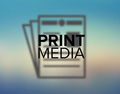 Print Media - Aayushman Gupta