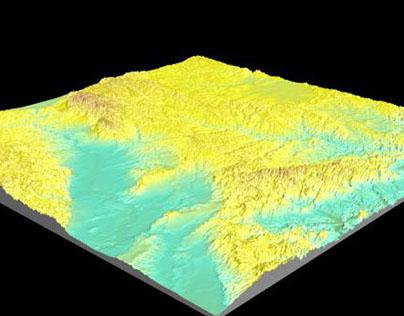 Modelagem de Terreno