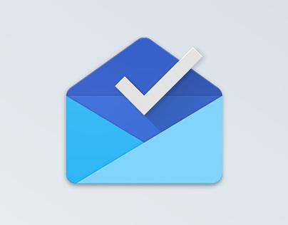 Google Inbox Icon Freebie