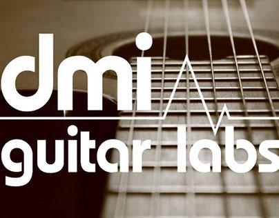 DMI Guitar Labs Branding