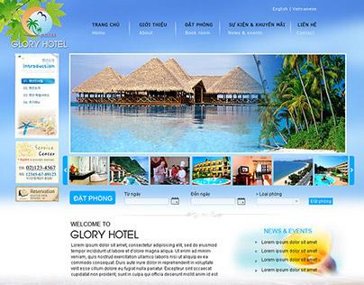 C30 Hotel Web layout