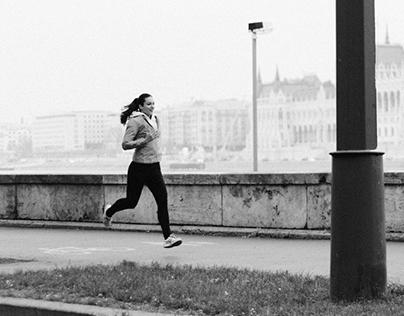 Athlete Portrait: Csenge Kalman