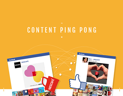 Nescafé - Content Ping Pong