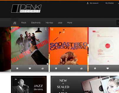 DenkiRecords.com