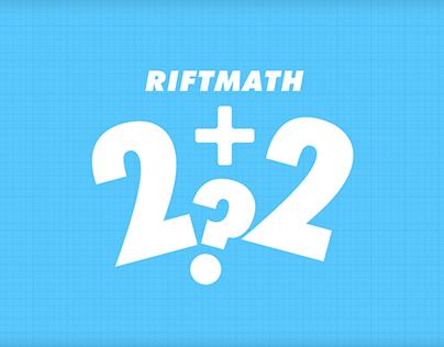 RiftMath:Fun Arcade Brain Test