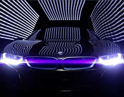 BMW i8 Illumination