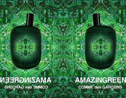 Amazingreen / Comme des Garçons