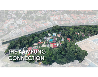 Speculative Design for the last Kampung in Singapore