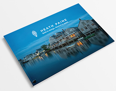 Product Book for Heath Paine