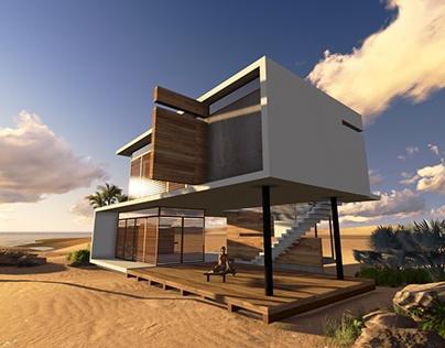 Casa en Playas