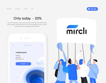 Illustrations for Mircli