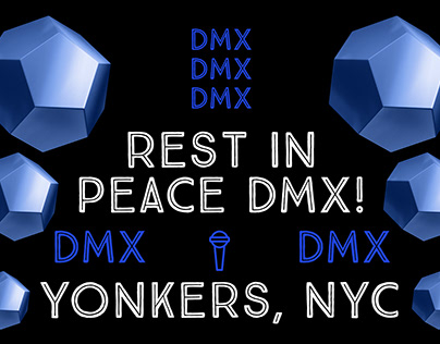 Rest In Peace DMX!