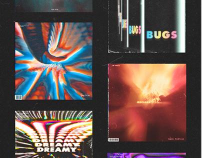 Visual Feedback - Album Cover Collection II