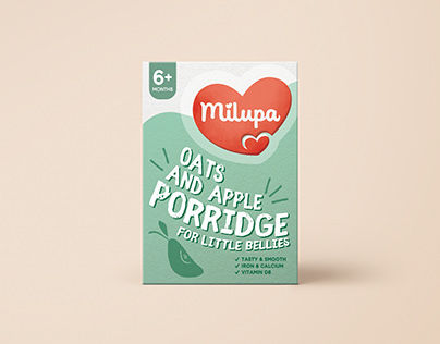 Milupa - For Little Bellies