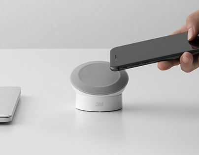 Wireless Smart Charger for 3M