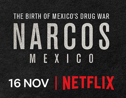 NARCOS MEXICO NETFLIX