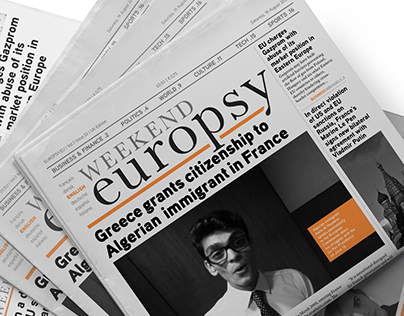 Europsy: Tabloid Paper