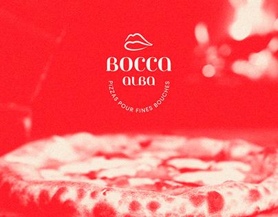 BOCCA ALBA - Pizzas pour fines bouches