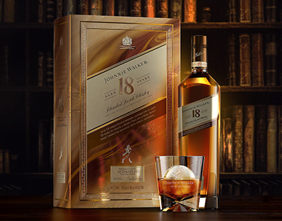 Johnnie Walker 18 Years Limited Edition